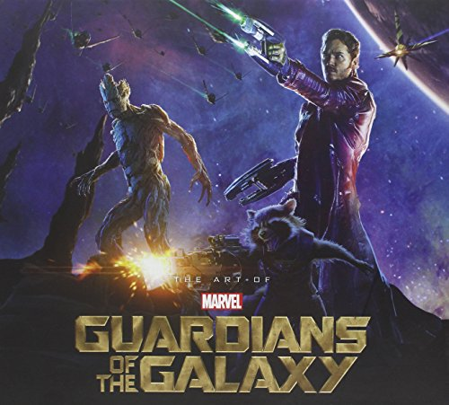 9780785185536: The Art of Guardians of the Galaxy