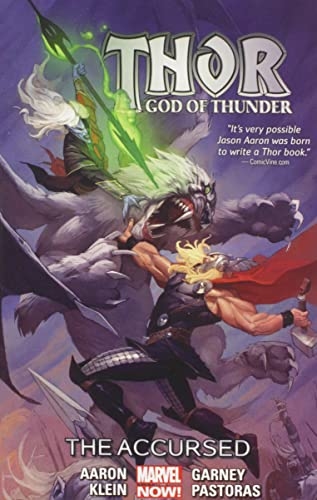 9780785185567: Thor: God of Thunder Volume 3: The Accursed (Marvel Now)