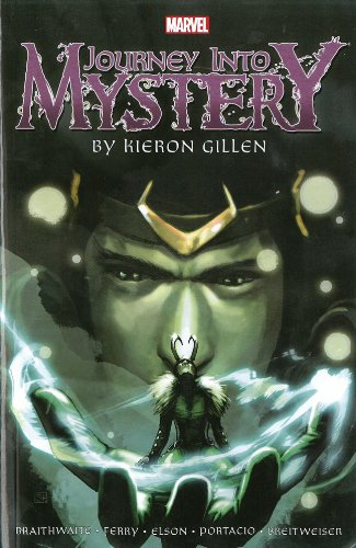 9780785185574: Journey Into Mystery by Kieron Gillen: The Complete Collection Volume 1