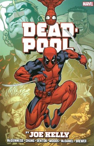 Deadpool by Joe Kelly Omnibus: Joe Kelly, James Felder, Stan Lee