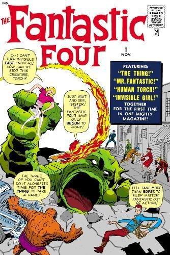 9780785185666: The Fantastic Four Omnibus Volume 1 (New Printing)