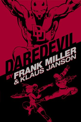 9780785185680: Daredevil by Frank Miller & Klaus Janson Omnibus