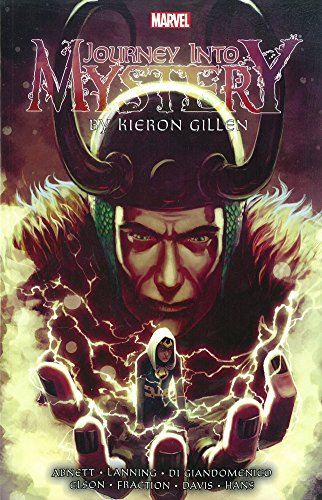 9780785185741: Journey Into Mystery by Kieron Gillen: The Complete Collection Volume 2 (Journey Into Mystery: the Complete Collection)