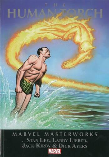 9780785187813: Marvel Masterworks: The Human Torch, Volume 1