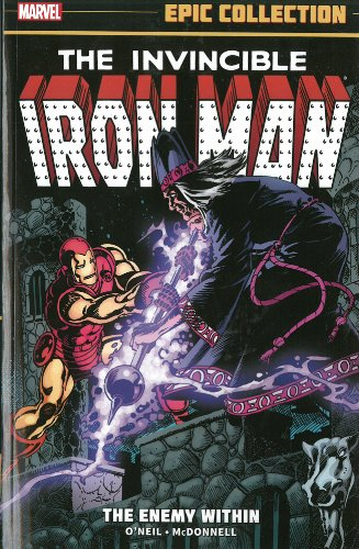 9780785187875: IRON MAN EPIC COLLECTION ENEMY WITHIN