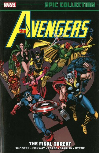 9780785187905: The Avengers 9: The Final Threat