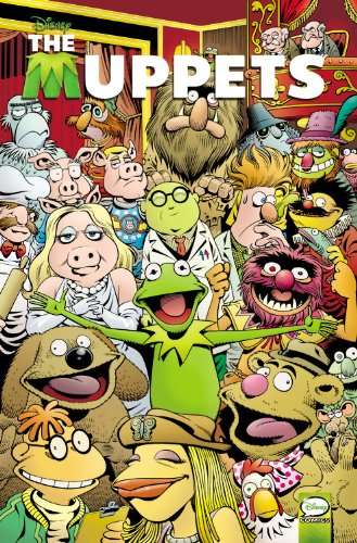 9780785187929: The Muppets Omnibus