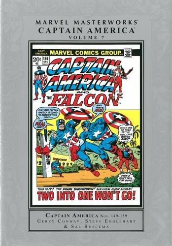 9780785187998: Marvel Masterworks 7: Captain America