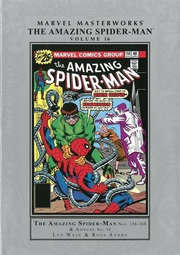 Marvel Masterworks: The Amazing Spider-Man Volume 16: Wein, Len; Mantlo, Bill