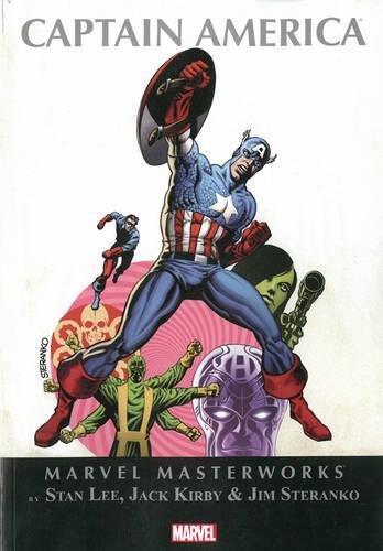 Marvel Masterworks: Captain America Volume 3