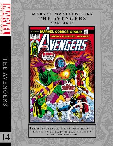 9780785188056: Marvel Masterworks: The Avengers Volume 14