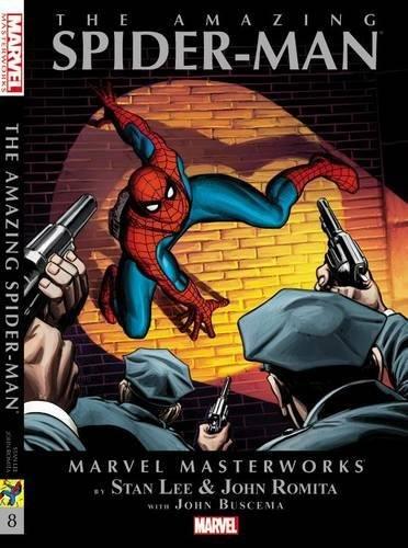 Marvel Masterworks: The Amazing Spider-Man Volume 8: Lee, Stan