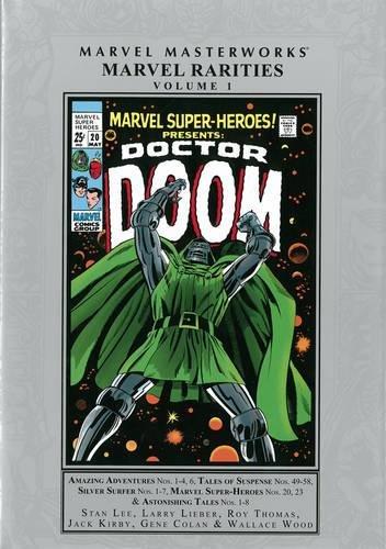 9780785188094: Marvel Masterworks: Marvel Rarities Volume 1 (Marvel Masterworks (Unnumbered))