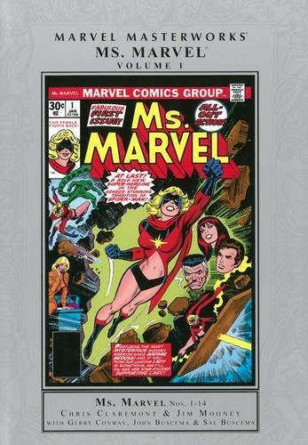 9780785188117: Ms. Marvel, Volume 1 (Marvel Masterworks)