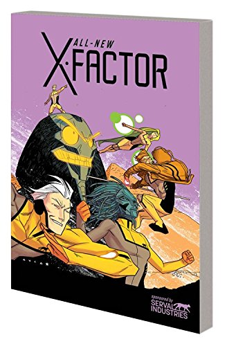 9780785188186: All-New X-Factor Volume 3: Axis