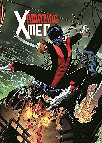 9780785188216: Amazing X-Men: The Quest for Nightcrawler