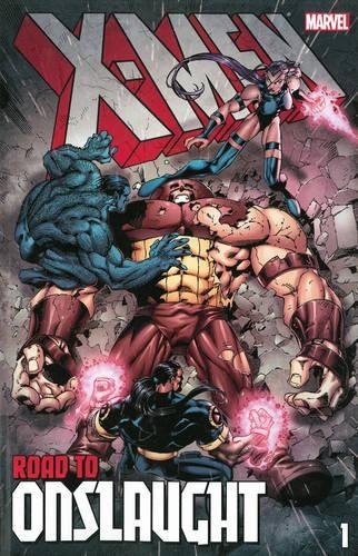 9780785188254: X-Men: The Road to Onslaught Volume 1