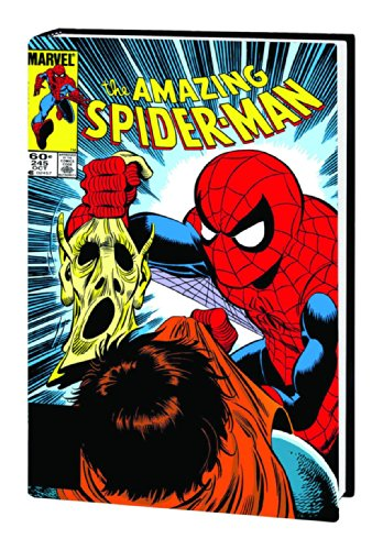 Spider Man by Roger Stern Omnibus Direct Market Variant Edition