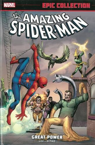 9780785188346: Amazing Spider-Man Epic Collection: Great Power