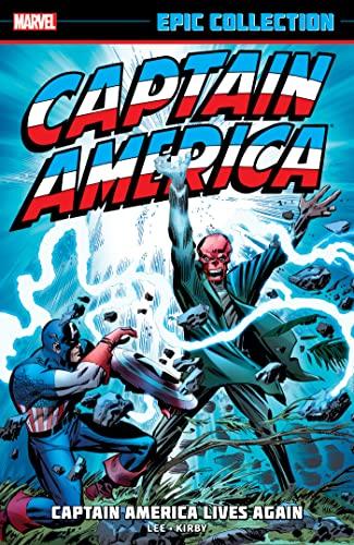 9780785188360: Captain America Epic Collection: Captain America Lives Again