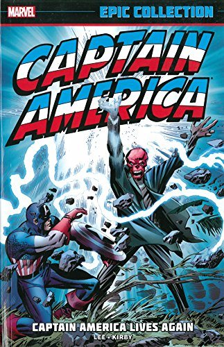 9780785188360: Captain America Epic Collection 12014: Captain America Lives Again