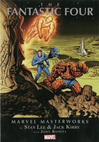 9780785188391: Marvel Masterworks 10: The Fantastic Four