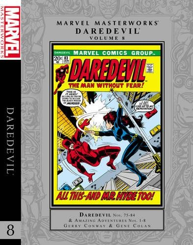 9780785188414: Marvel Masterworks: Daredevil Volume 8
