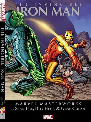 Marvel Masterworks The Invincible Iron Man Vol. 3