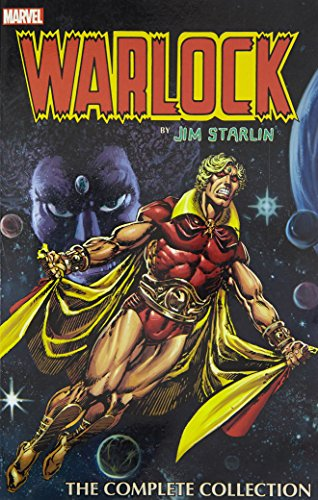 9780785188476: Warlock by Jim Starlin: The Complete Collection