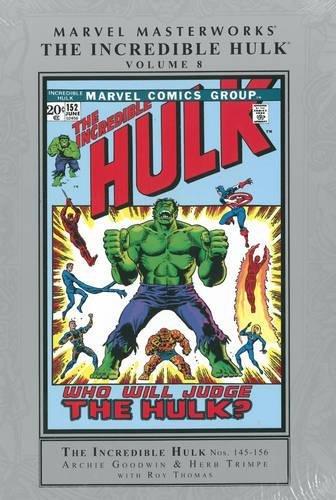 9780785188544: Marvel Masterworks: The Incredible Hulk 8