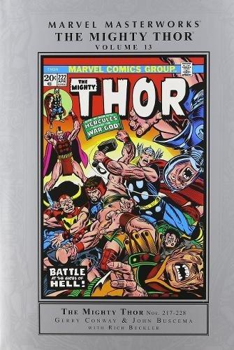 9780785188568: MMW MIGHTY THOR 13 HC (Marvel Masterworks the Mighty Thor)
