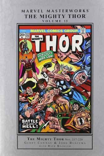 9780785188568: Marvel Masterworks: The Mighty Thor Volume 13 (Marvel Masterworks (Numbered))