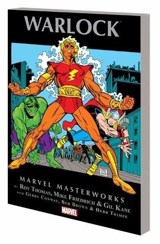 9780785188582: Marvel Masterworks: Warlock Volume 1