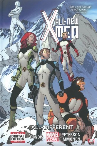 9780785188605: All-New X-Men 4: All-Different