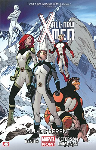 9780785188612: All-New X-Men Volume 4: All-Different (Marvel Now)