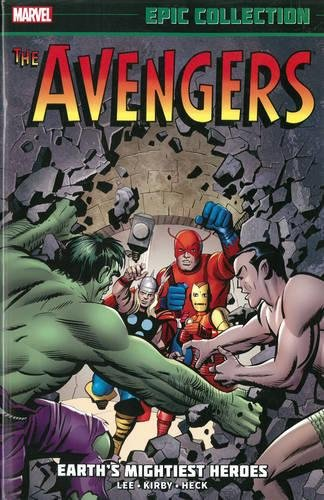 9780785188643: Avengers Epic Collection: Earth's Mightiest Heroes