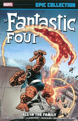 9780785188650: Fantastic Four Epic Collection: All in the Family