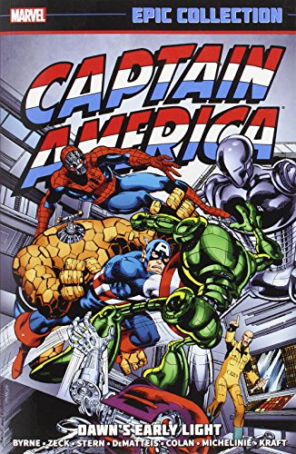 9780785188667: Captain America Epic Collection: Dawn's Early Light