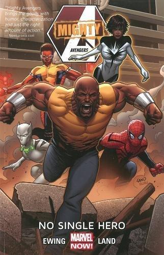 9780785188742: Mighty Avengers Volume 1: No Single Hero