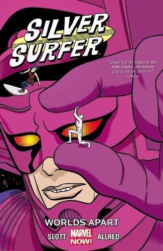 9780785188797: Silver Surfer Vol. 2: Worlds Apart