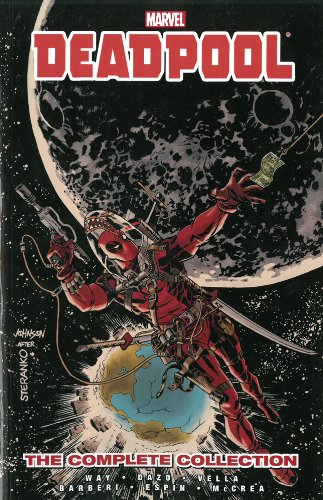 9780785188889: DEADPOOL BY DANIEL WAY COMPLETE COLL 03