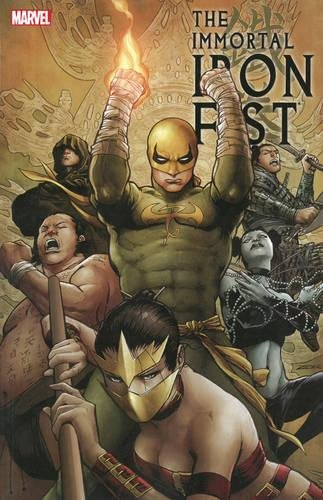 9780785188902: IMMORTAL IRON FIST COMPLETE COLLECTION 02