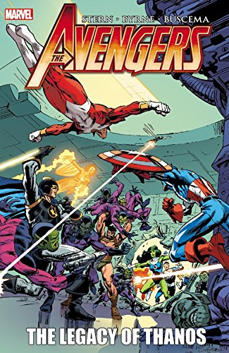 9780785188919: Avengers: The Legacy of Thanos