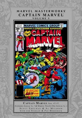 9780785188926: MMW CAPTAIN MARVEL 05 HC (Marvel Masterworks: Captain Marvel)