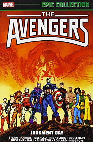 9780785188940: Avengers Epic Collection: Judgement Day (The Avengers Epic Collection)