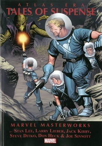 9780785188971: Marvel Masterworks: Atlas Era Tales of Suspense Volume 1