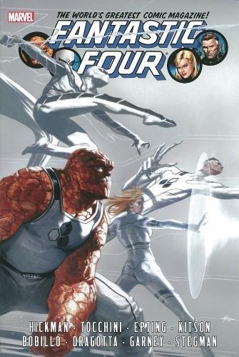 9780785189008: Fantastic Four Omnibus 2