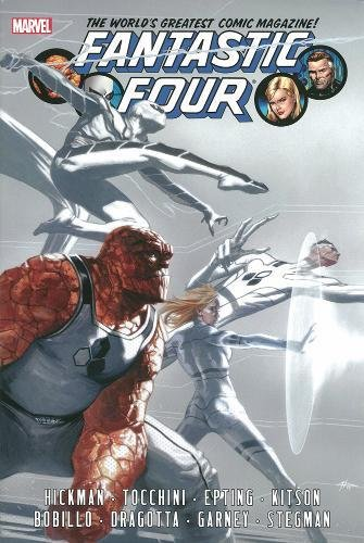 9780785189008: Fantastic Four by Jonathan Hickman Omnibus Volume 2