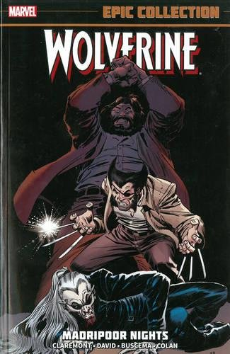9780785189039: Wolverine Epic Collection: Madripoor Nights