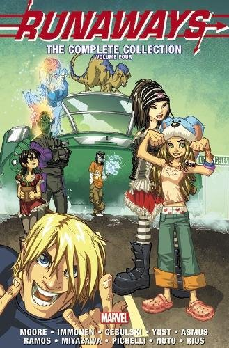 9780785189053: Runaways: The Complete Collection Volume 4